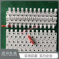 圓孔模塊輸送帶PP PE材質25.4節距
