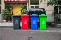 重慶塑料垃圾桶 賽普240L 可掛車